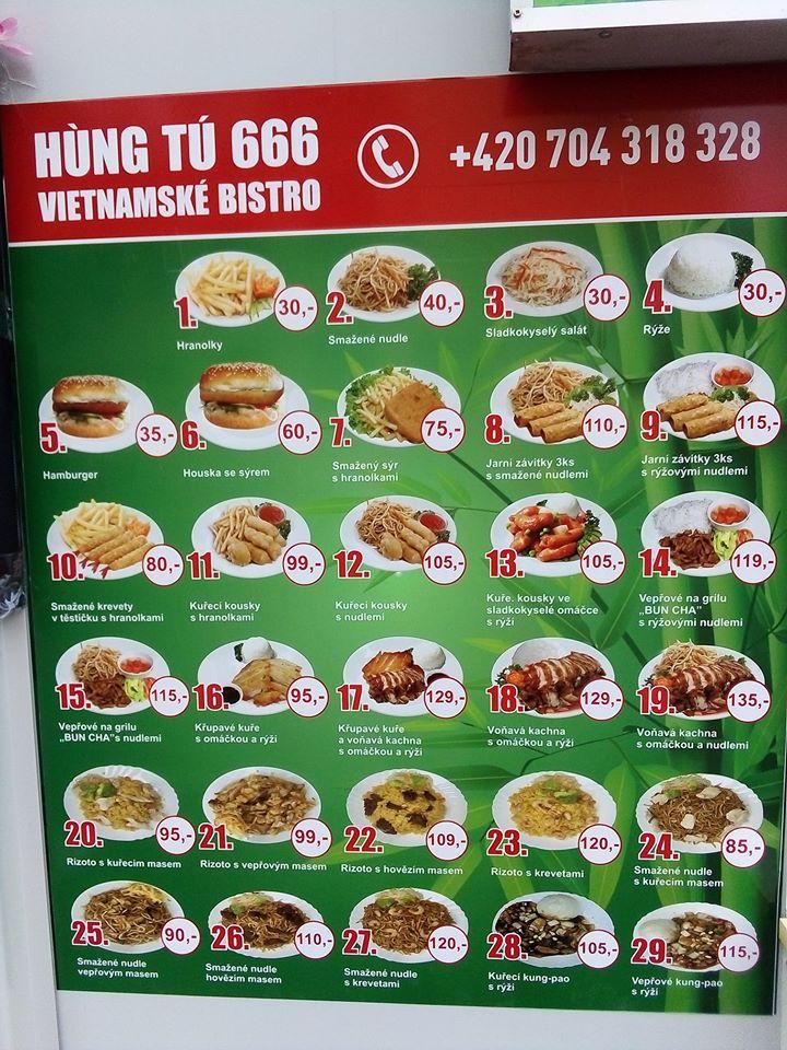vietnamské bistro Vlašim